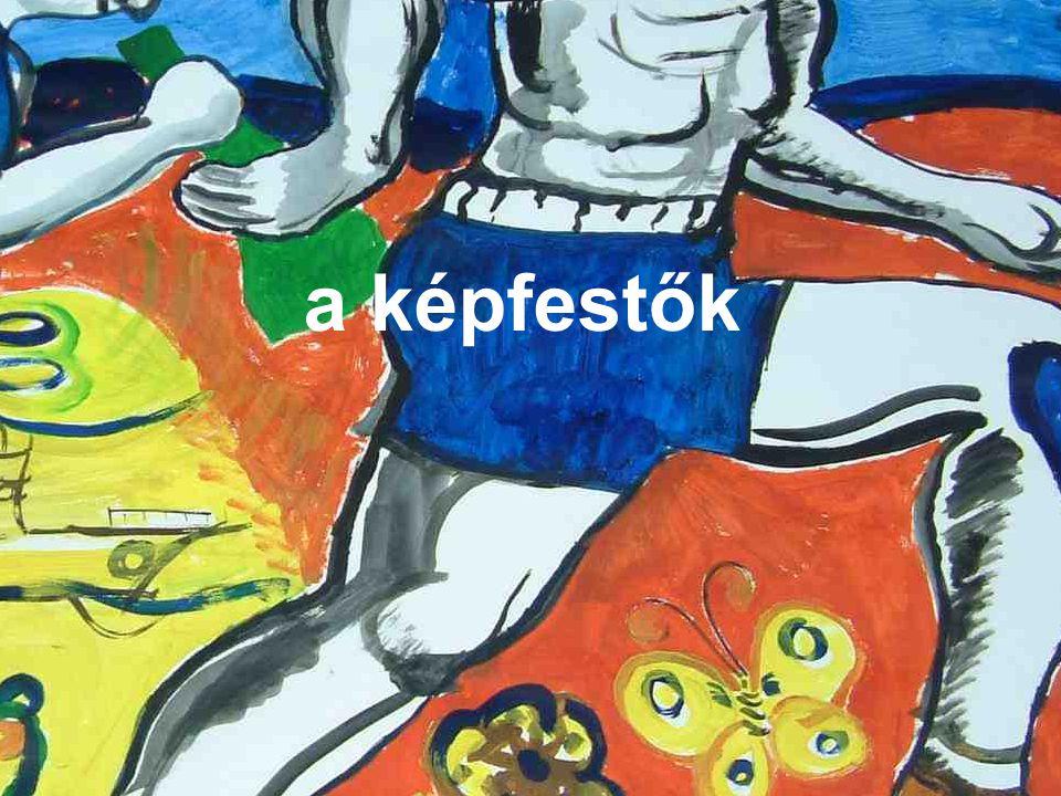 a képfestők