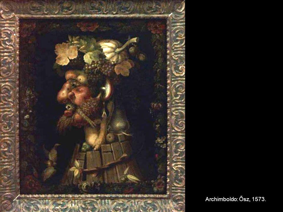 Archimboldo: Ősz, 1573.