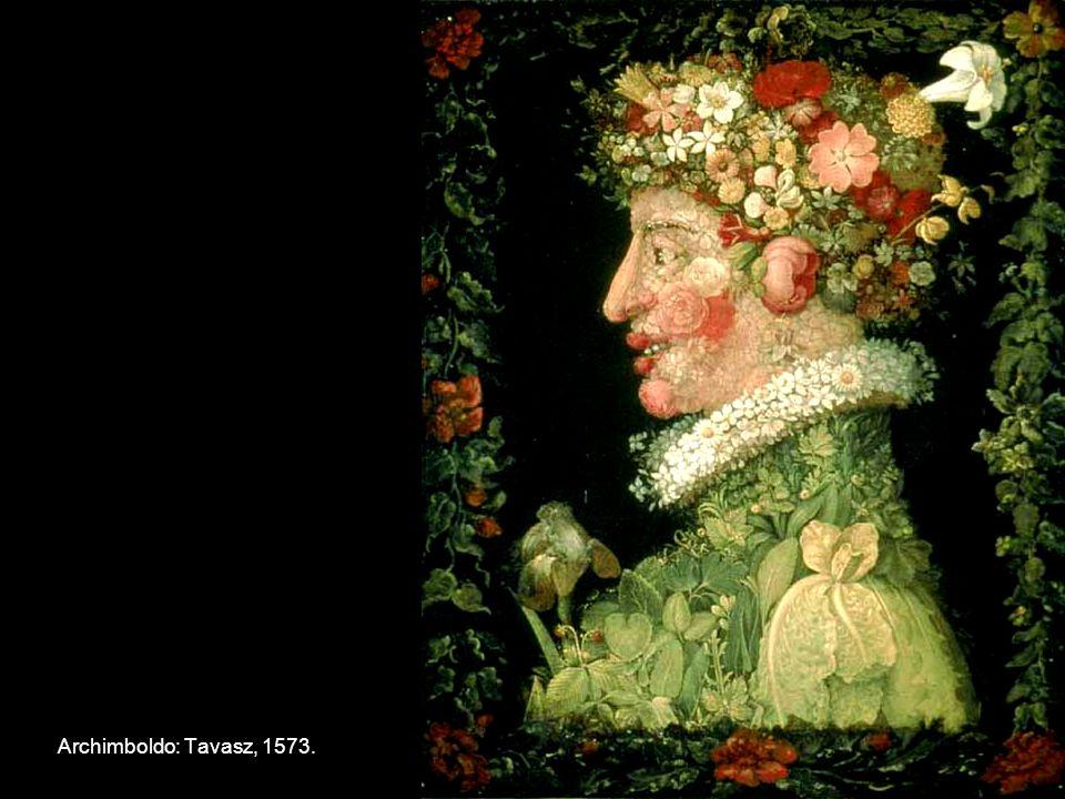 Archimboldo: Tavasz, 1573.