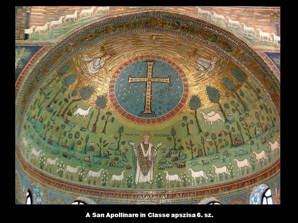 A San Apollinare in Classe apszisa 6. sz.