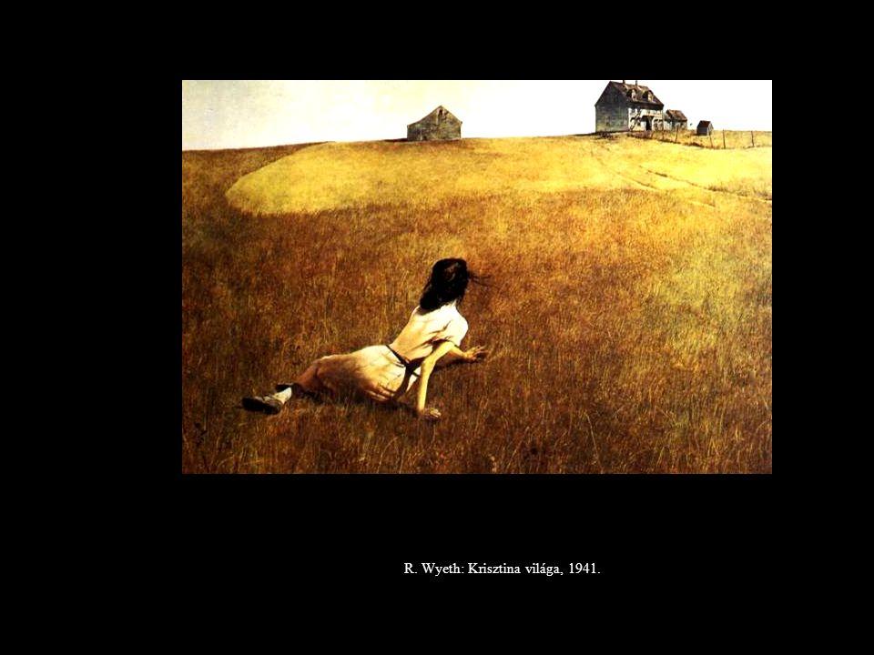 R. Wyeth: Krisztina világa, 1941.