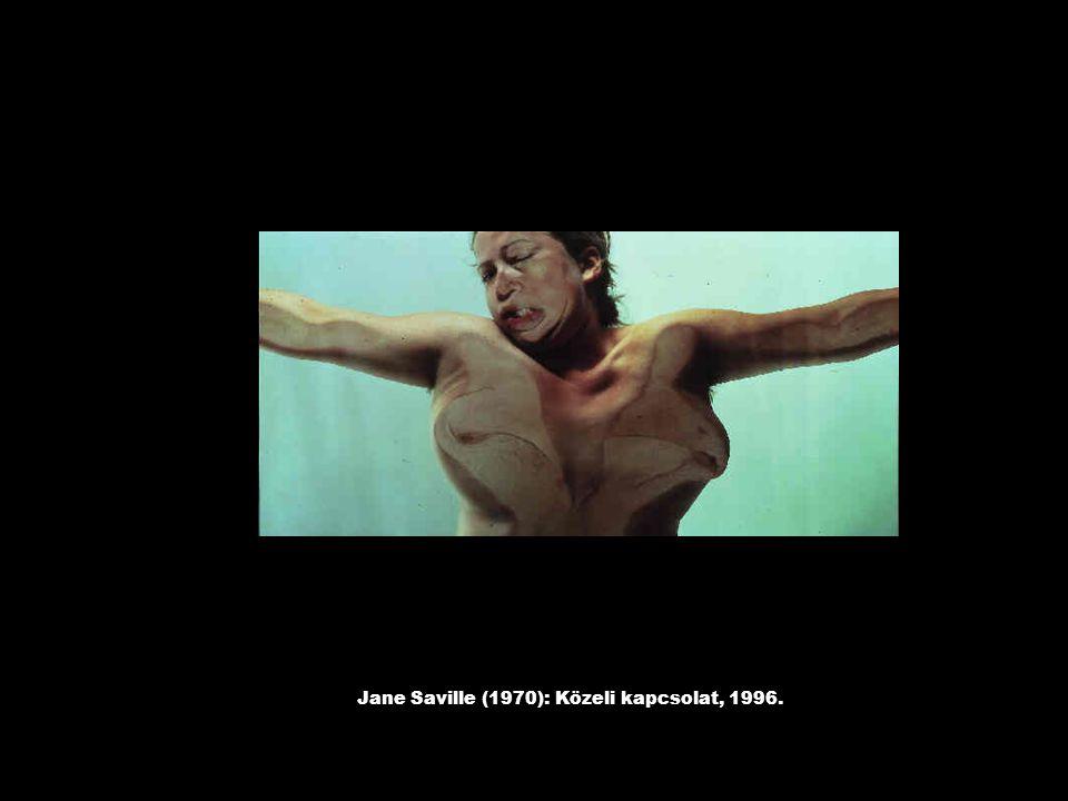Jane Saville (1970): Közeli kapcsolat, 1996.