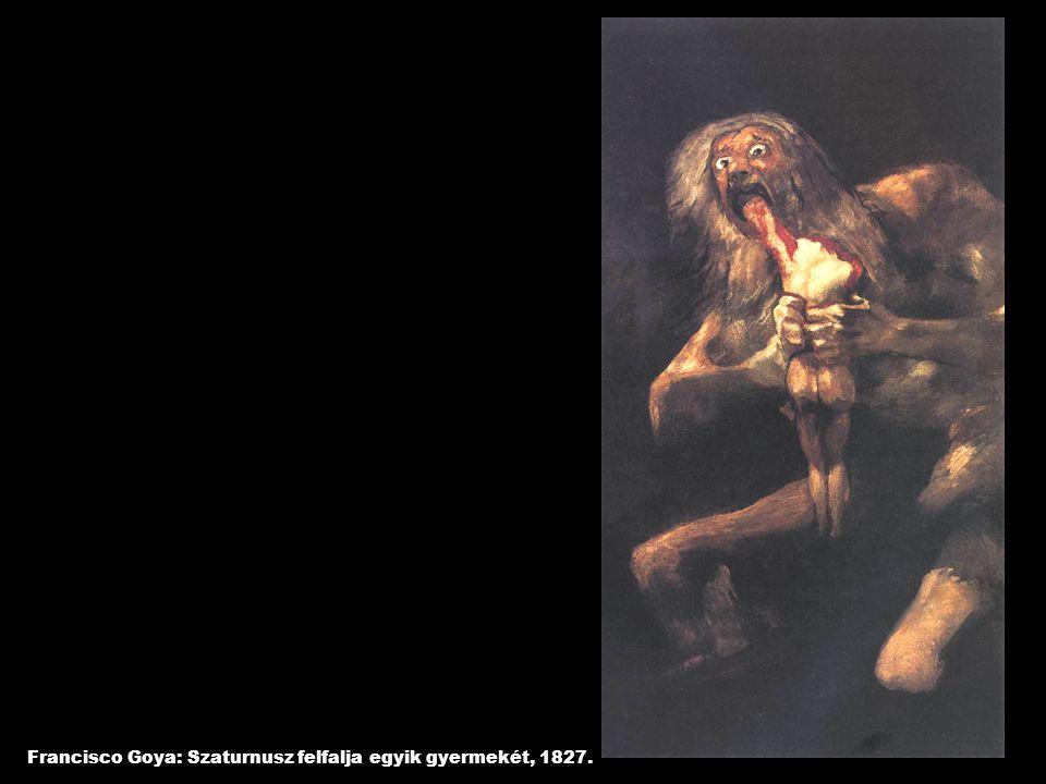 Salvador Dali: Vertigo, avagy az öröm Tornya, 1930.