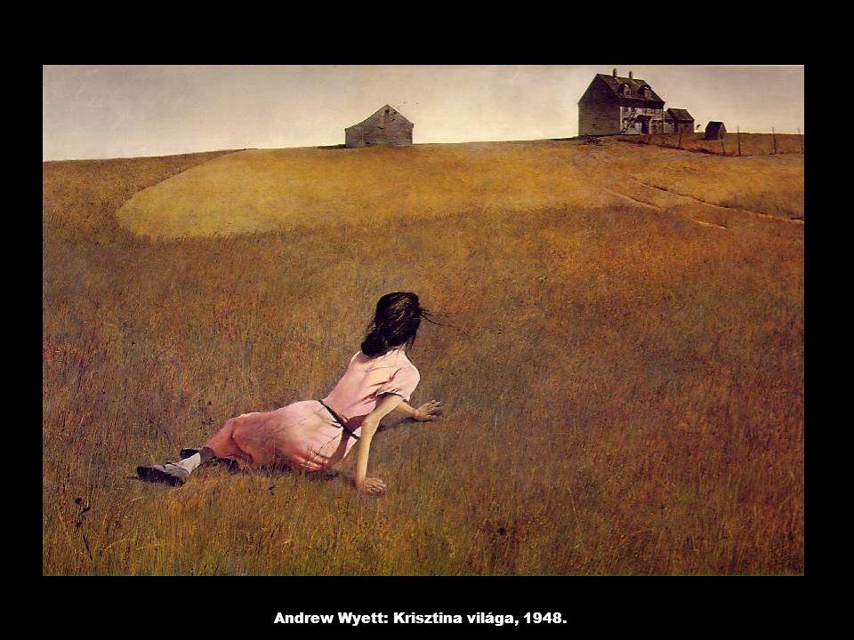 Andrew Wyett: Krisztina világa, 1948.