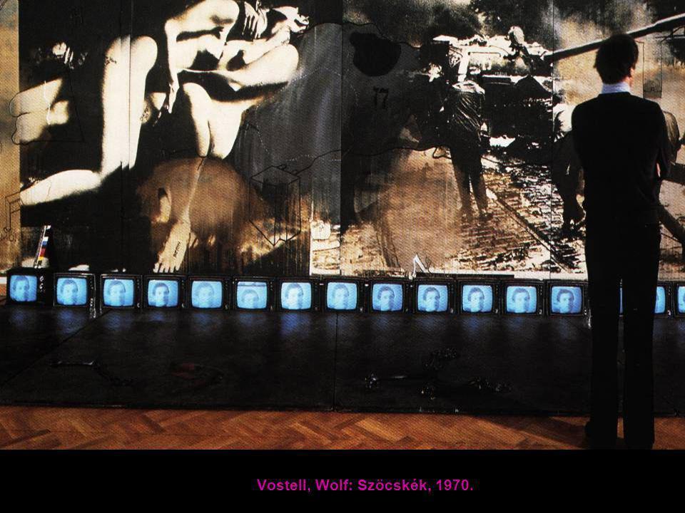 Jeff Koons: Buster Keaton szamáron, 1988.