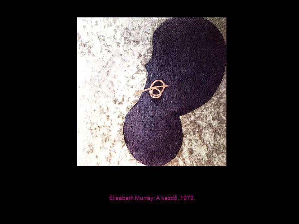Elisabeth Murray: A kezdő, 1979.
