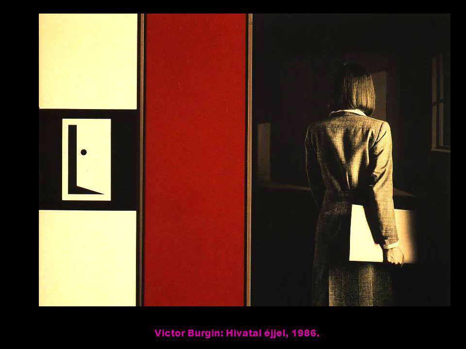 "Robert Kushner: A ""visszanyert ember, 1987."