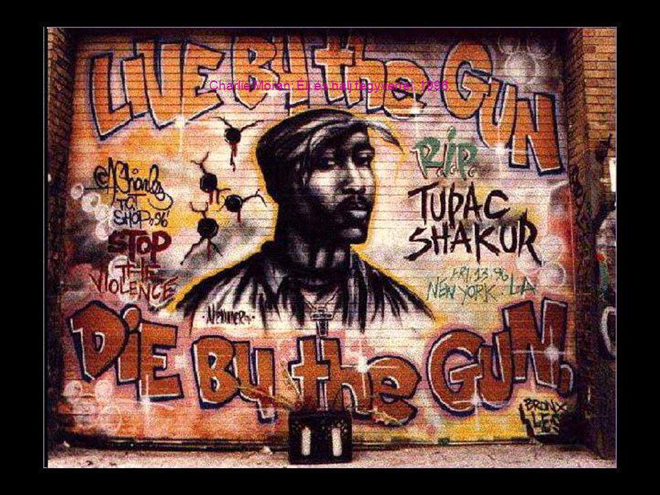 Charlie Moran: Élj és halj fegyverrel, 1996.