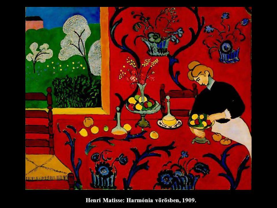 Pablo Picasso: Egy üveg Pernod, 1912.