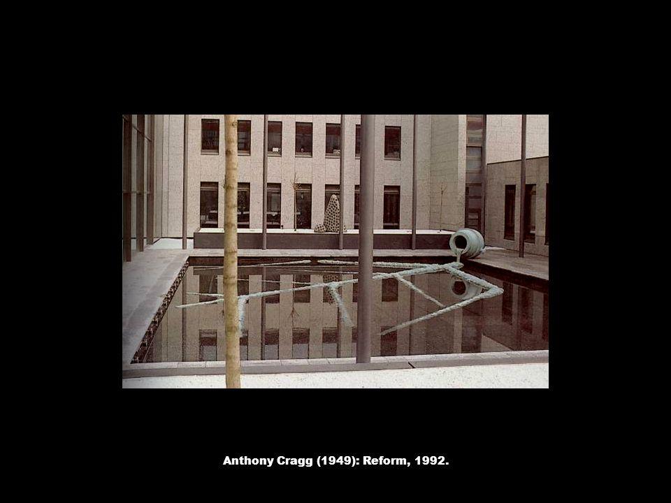 Anthony Cragg (1949): Reform, 1992.