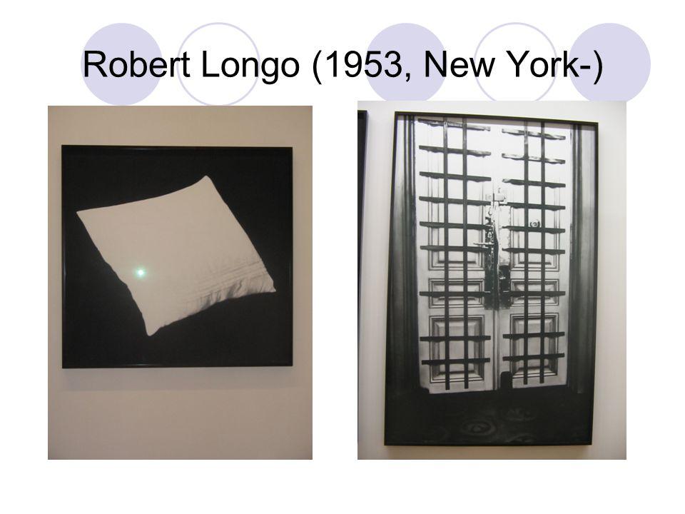 Robert Longo (1953, New York-)