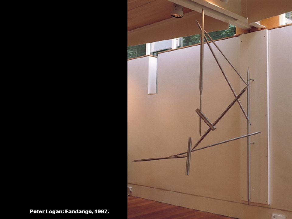 Peter Logan: Fandango, 1997.