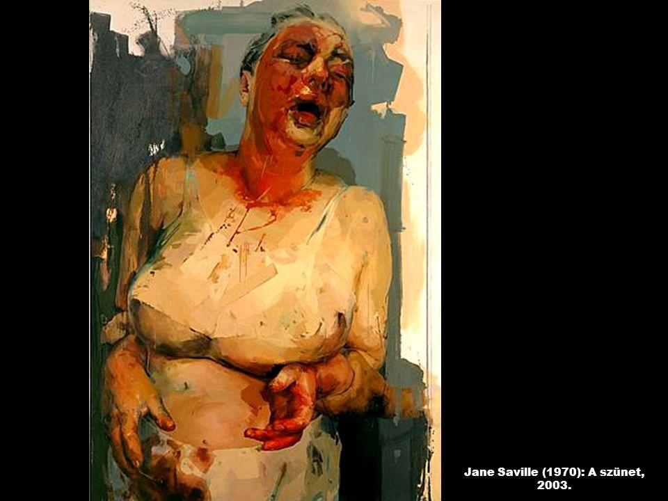 Jane Saville (1970): A szünet, 2003.