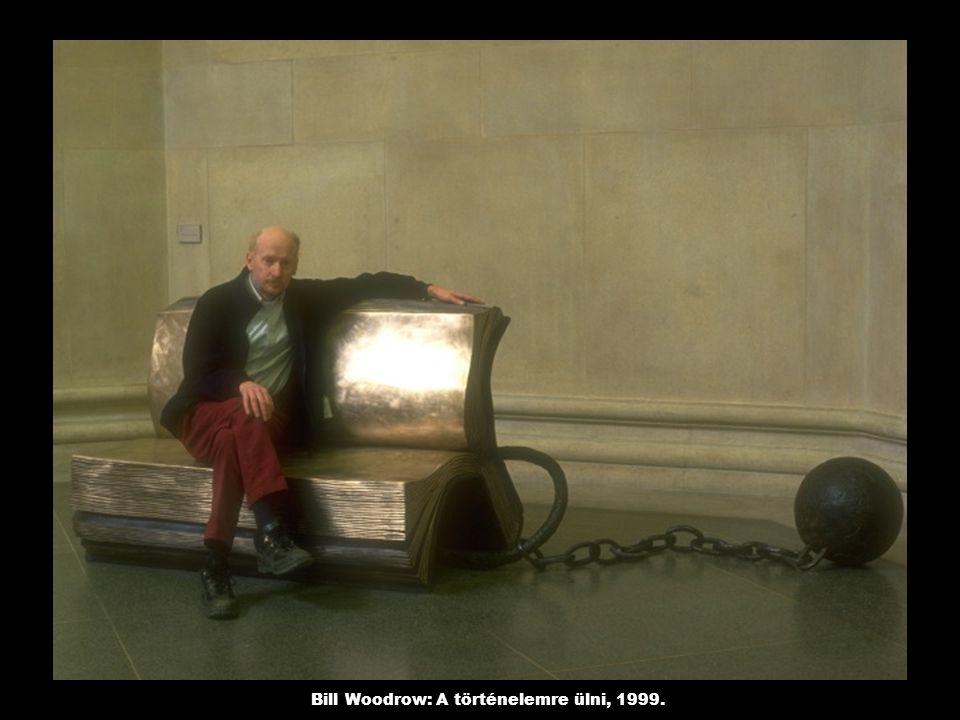 Bill Woodrow: A történelemre ülni, 1999.