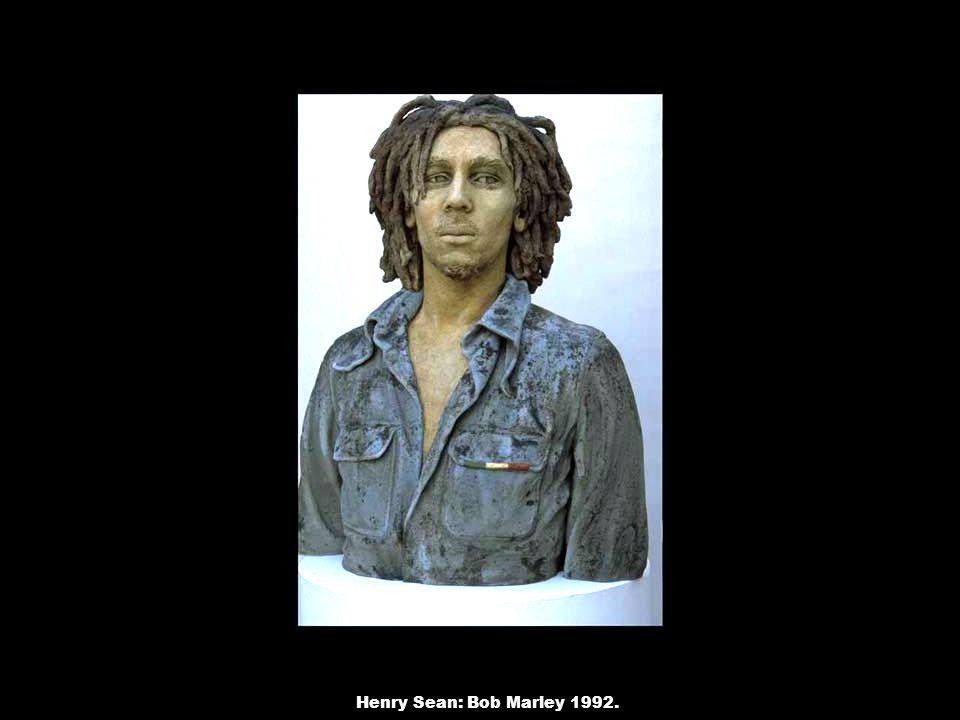 Henry Sean: Bob Marley 1992.