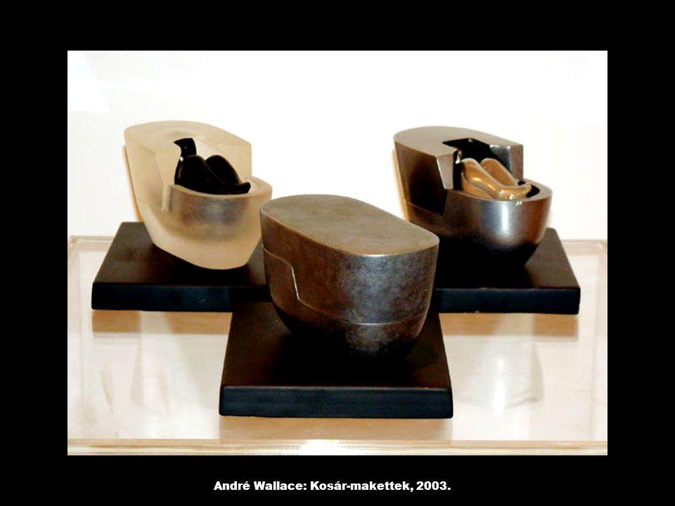 André Wallace: Kosár-makettek, 2003.
