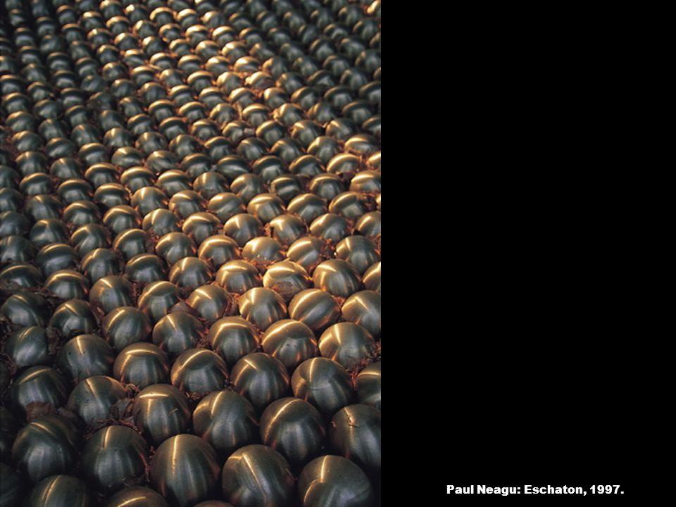 Paul Neagu: Eschaton, 1997.