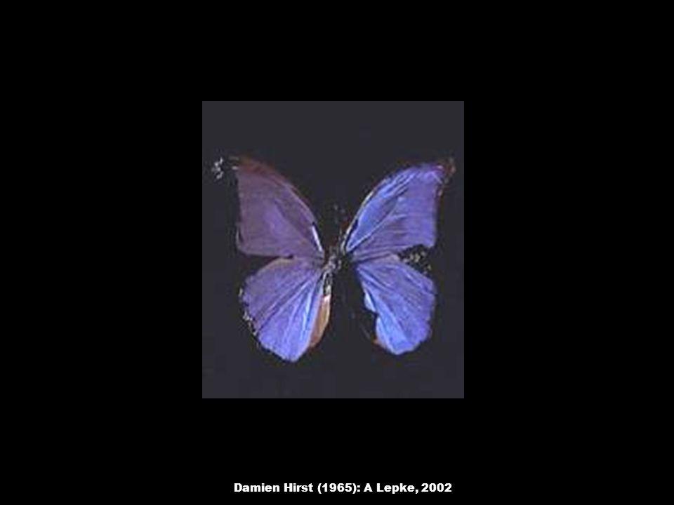 Damien Hirst (1965): A Lepke, 2002