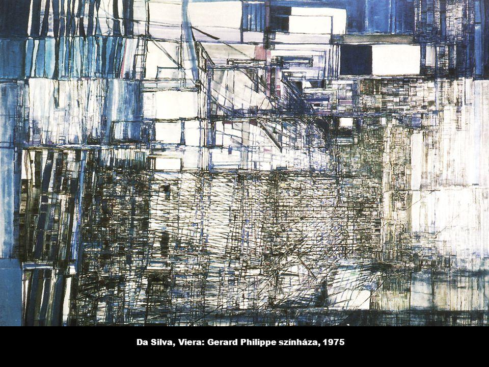 Da Silva, Viera: Gerard Philippe színháza, 1975