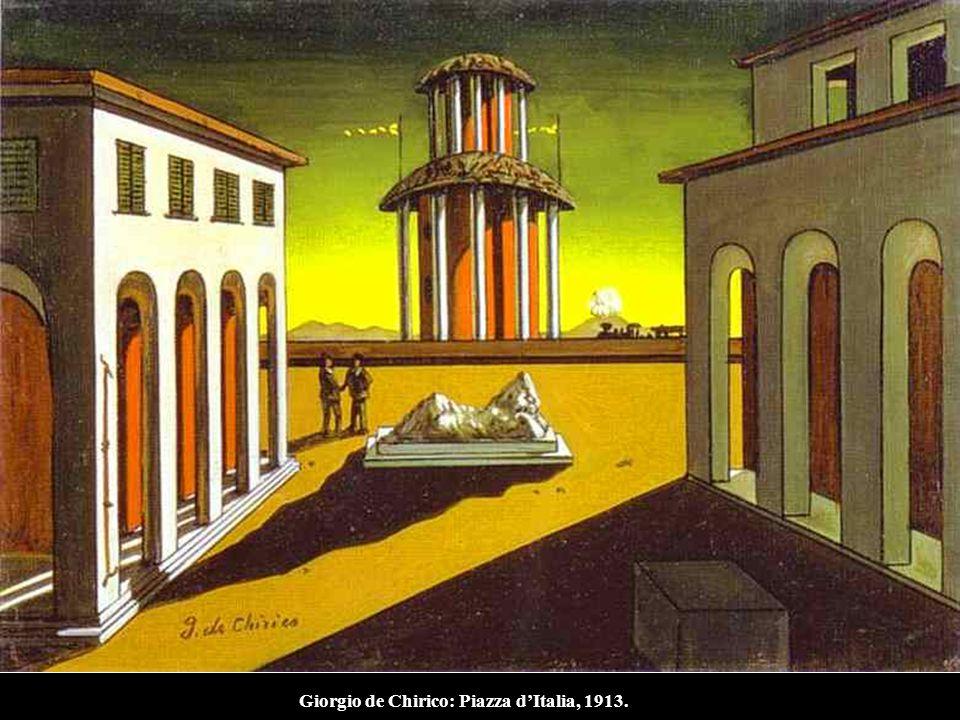 Kurt Schwitters: Tágas város, 1923.