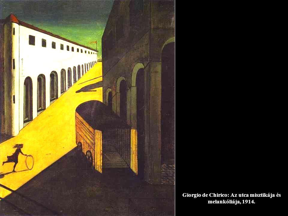 Jean Arp: Felhőcsepp, 1932.