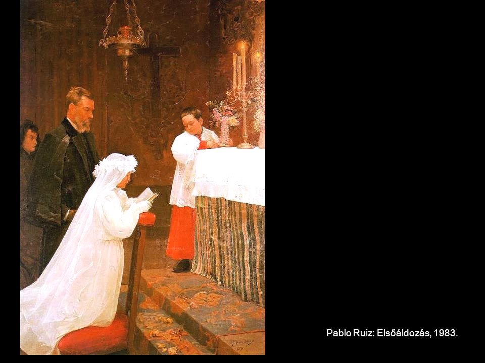 George Braque: Muzsikusok asztala, 1913.