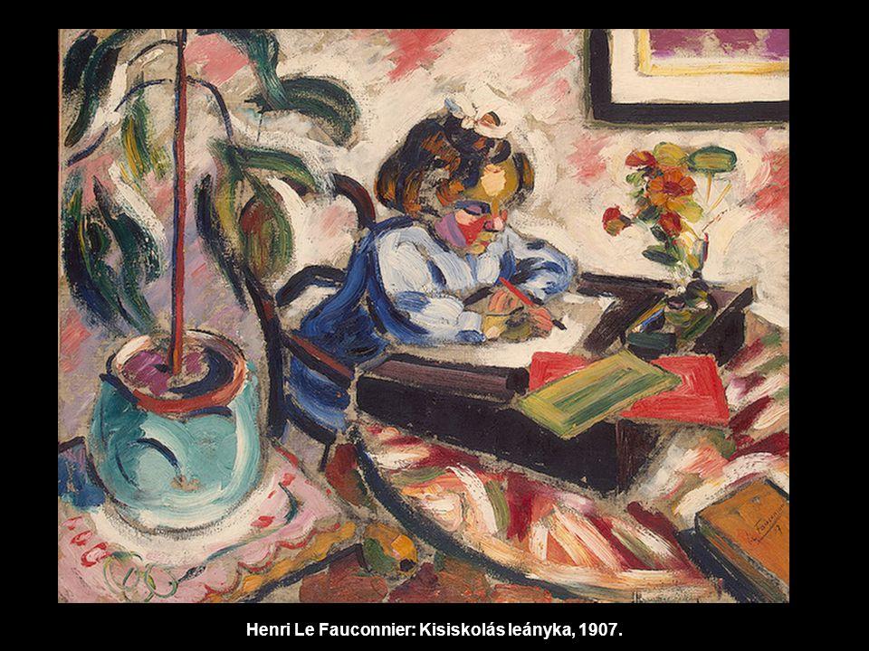 Pablo Picasso: Három nő, 1908.