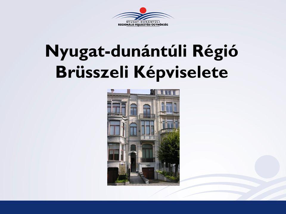 Nyugat-dunántúli Régió Brüsszeli Képviselete