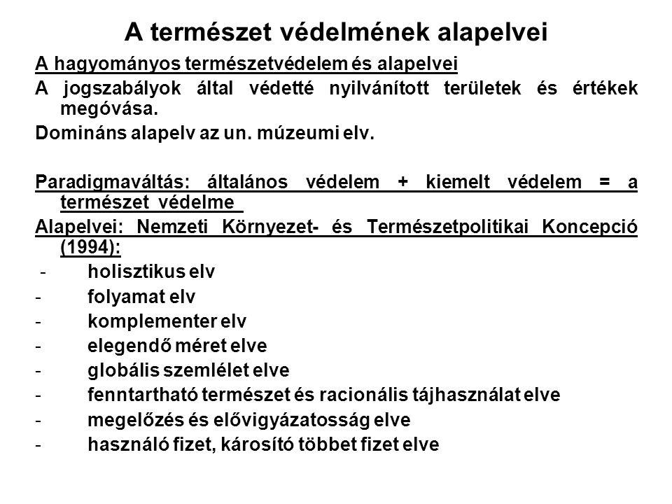 """Környezetjog nemzeti szabályozási rendszere IV. A Kvt. és a kapcsolódó törvények viszonyát a Kvt. 3. § (2)-(3) bekezdései rendezik A Kvt. """"mögöttes"""" j"""