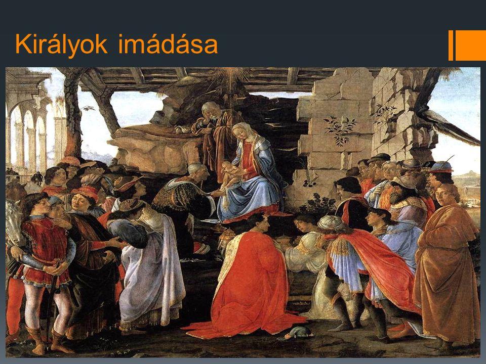 1470-ben már m ű helye volt, s ebben az évben kapott megbízást a keresked ő k céhét ő l két erény ábrázolására.