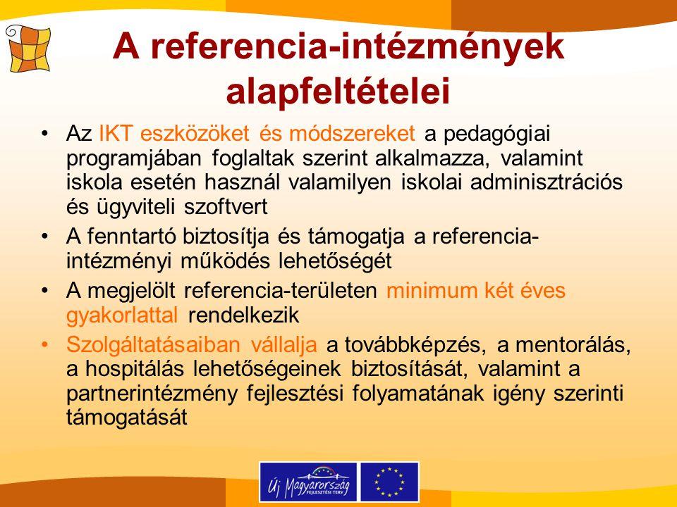 Az IKT eszközöket és módszereket a pedagógiai programjában foglaltak szerint alkalmazza, valamint iskola esetén használ valamilyen iskolai adminisztrá