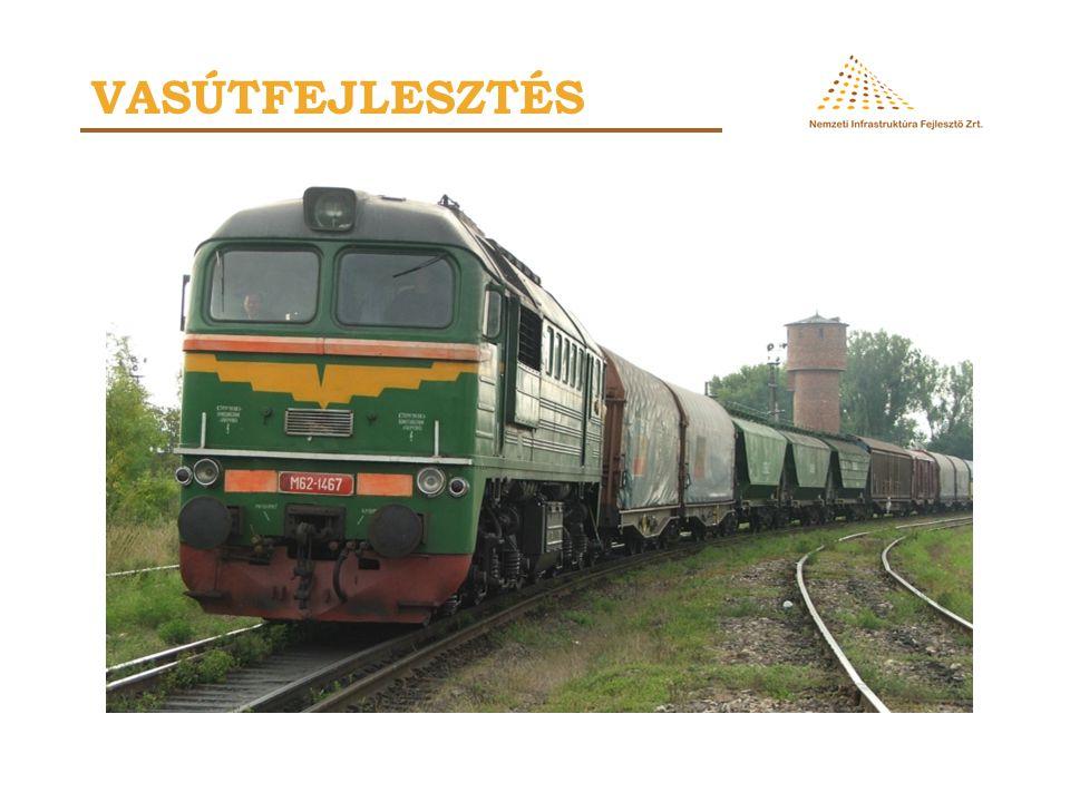 Záhony térségének vasúthálózata