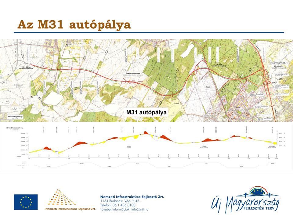 Az M31 autópálya