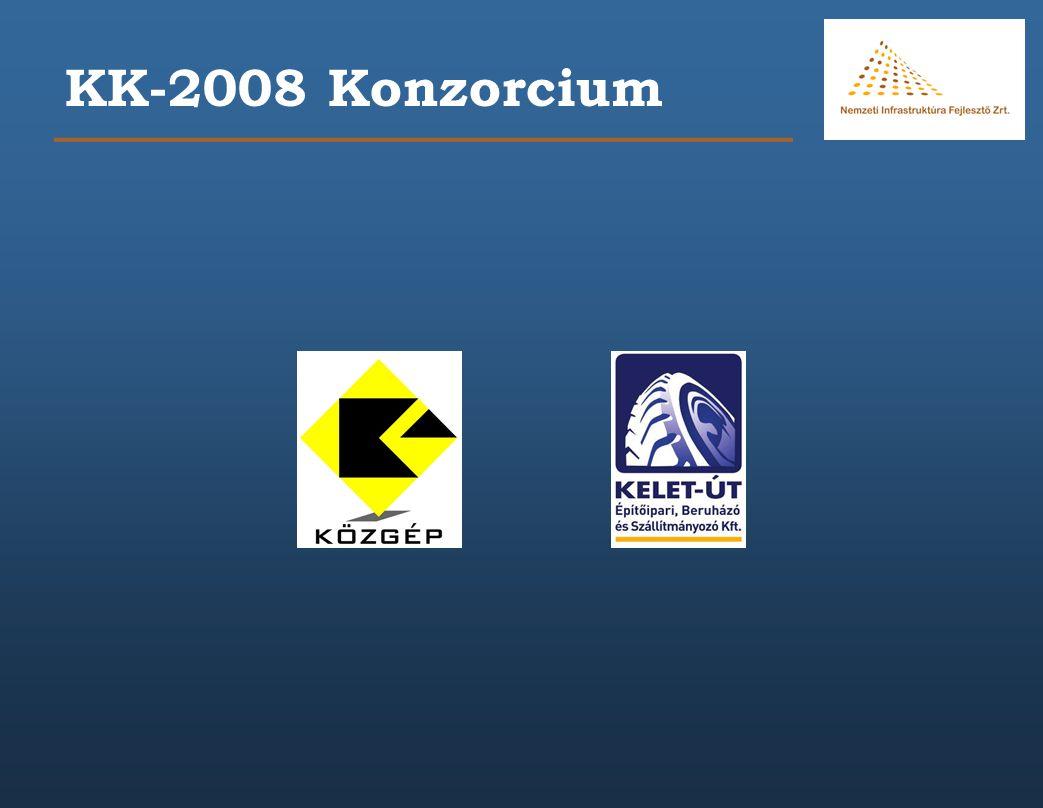 KK-2008 Konzorcium