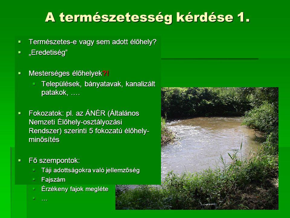 A természetvédelmi törény 4.