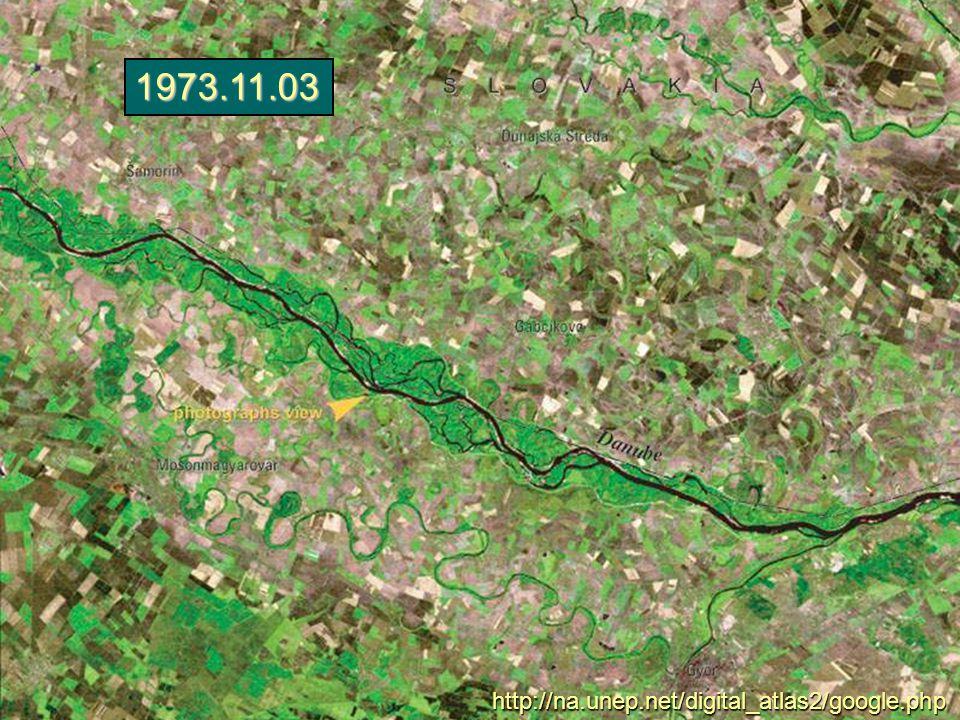 Táj 2000.10.21 http://na.unep.net/digital_atlas2/google.php http://www.szigetkoz.biz/valtozas/mainpage.htm
