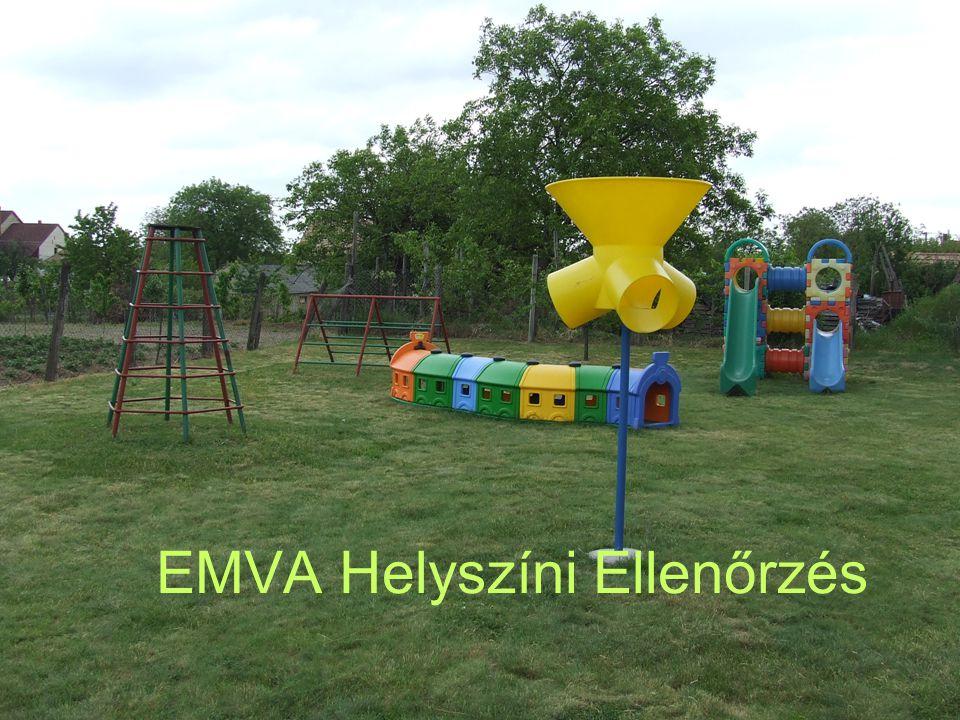 2014. szeptember 12.1 EMVA Helyszíni Ellenőrzés