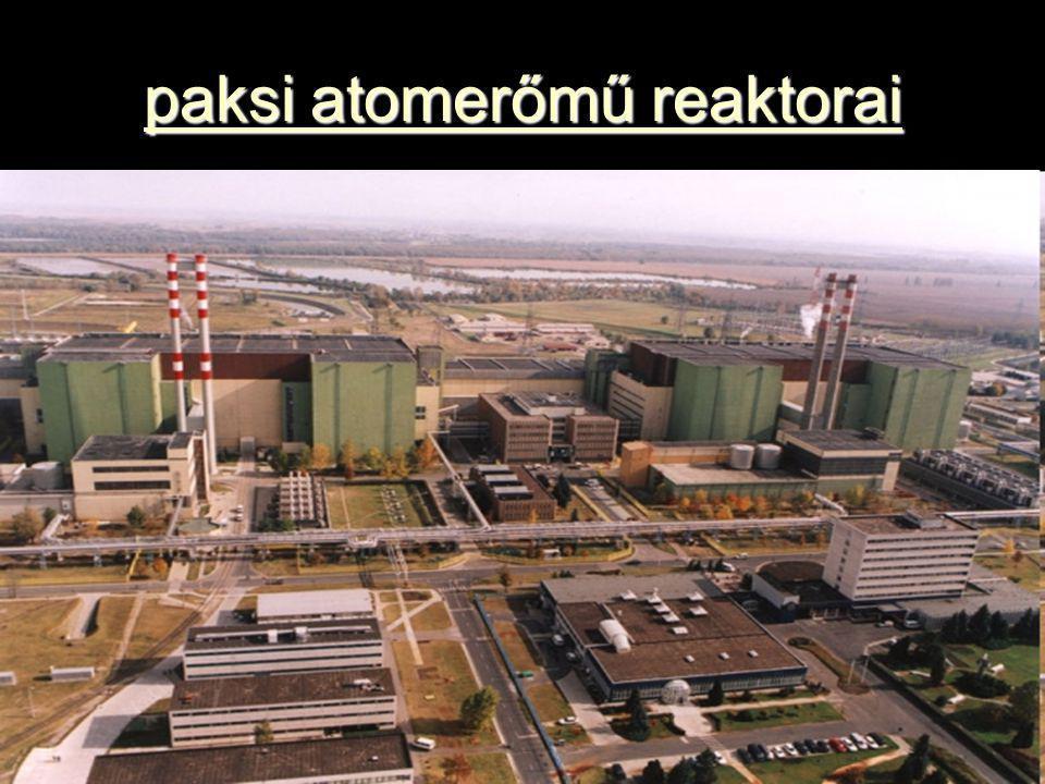 paksi atomerőmű reaktorai paksi atomerőmű reaktorai