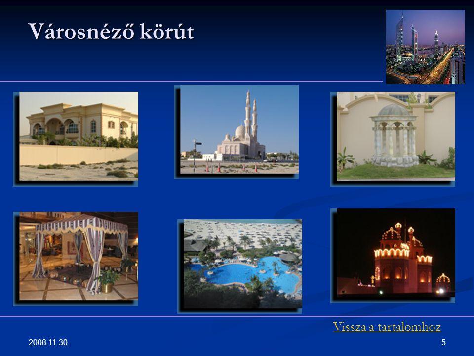 2008.11.30. 5 Városnéző körút Vissza a tartalomhoz