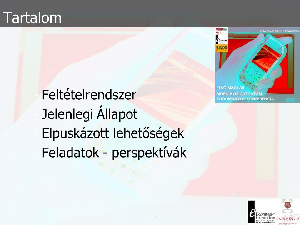 Az m-kormányzat lehetőségeinek átértékelése, perspektívák 2005 végén Budai Balázs Benjámin Budapesti Corvinus Egyetem – Államigazgatási Kar – Közigazg