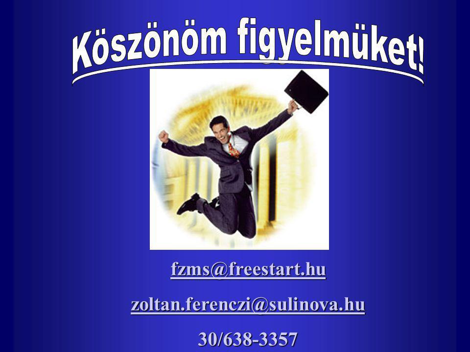 fzms@freestart.hu zoltan.ferenczi@sulinova.hu 30/638-3357