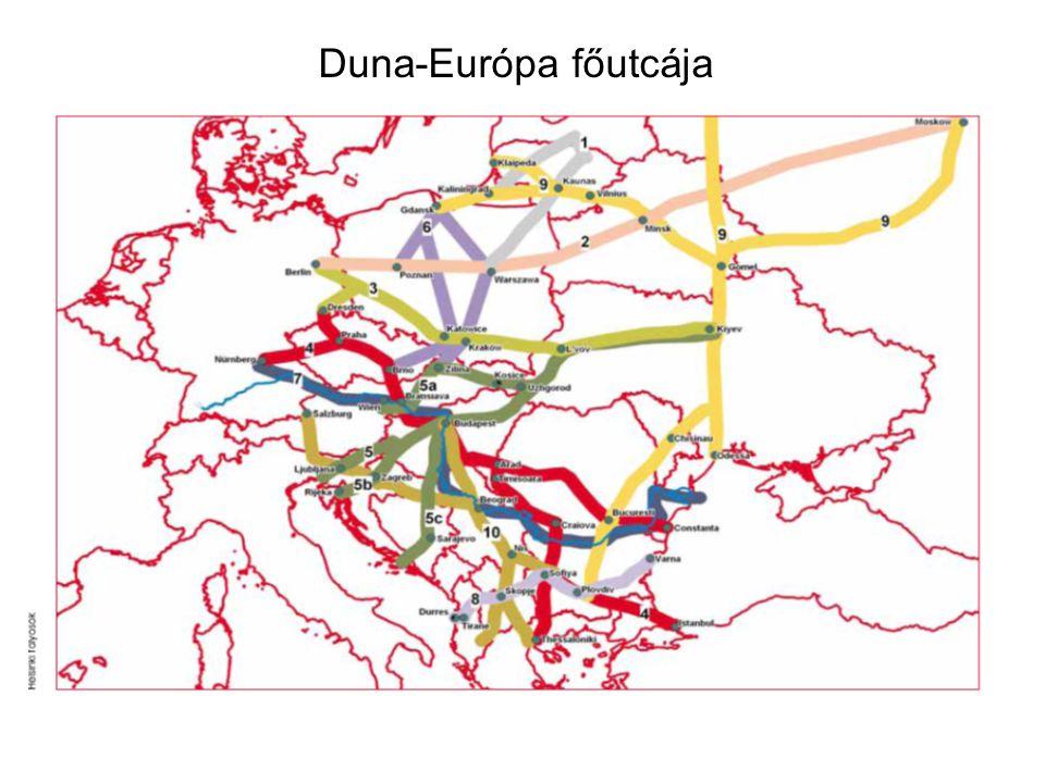 Duna-Európa főutcája