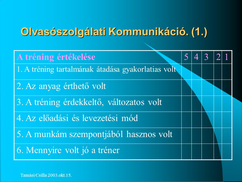 Tamási Csilla 2003.okt.15.