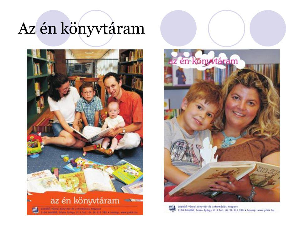Az én könyvtáram