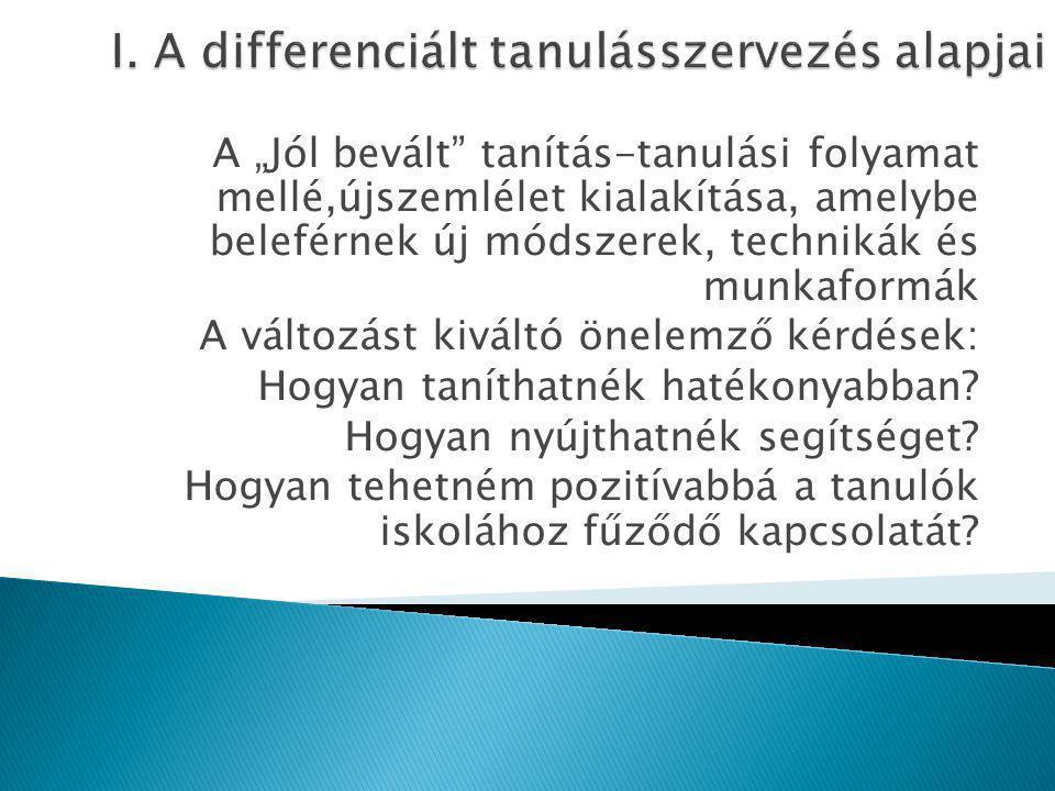 A tanulás definíciója: Ismeretszerzés- tárgyi tudás Önálló tanulási technikák- eszköztudás EGYENSÚLY!!.