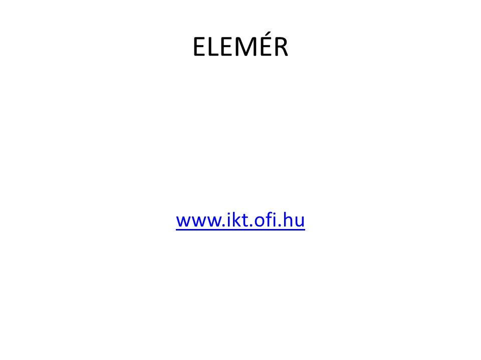 """187 intézményben """"megjelent az IKT (1,00 – 2,49)2,  94 iskolában """"alkalmazzák az IKT-t (2,50 – 2,99)  74 intézményben """"integrálják az IKT-t (3,00 – 3,49)  12 helyen pedig már """"átalakulnak az IKT használatával (3,50 – 4,00)"""