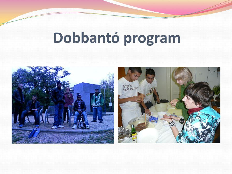 Migráns program TÁMOP-3.4.1-B-1 Interkulturális pedagógiai program kialakítása Szoros együttműködés menekültekkel foglalkozó szervezetekkel, befogadó állomásokkal Egyéni fejlesztés Magyar, mint idegen nyelv nyelvi előkészítő osztály 27 menekült tanuló Támogatás 8,2 millió forint