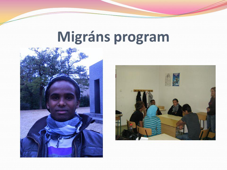 Migráns program