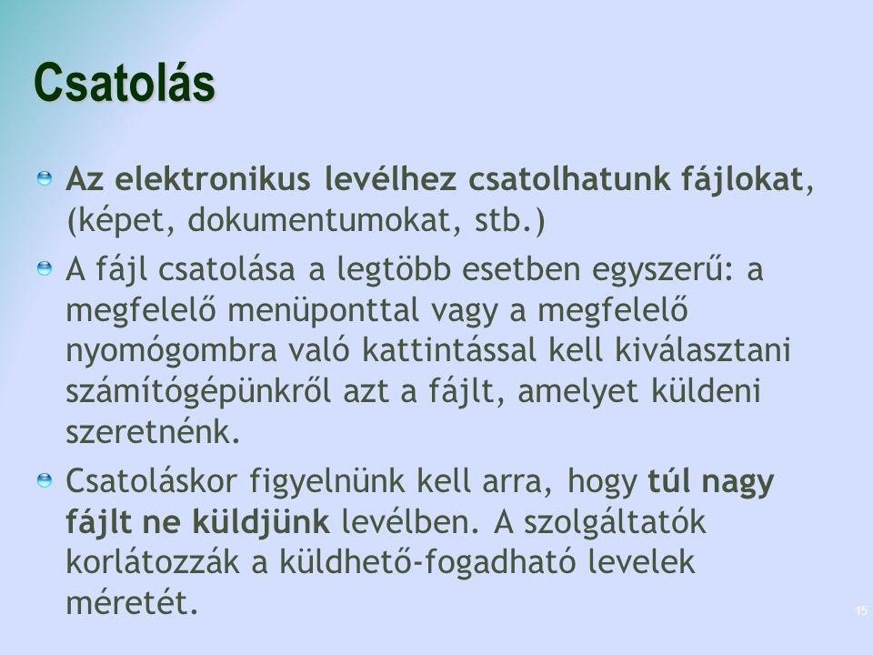 16 Forrás: http://informatika.gtportal.eu A szövegek és képek egy részének forrása: http://en.wikipedia.org/