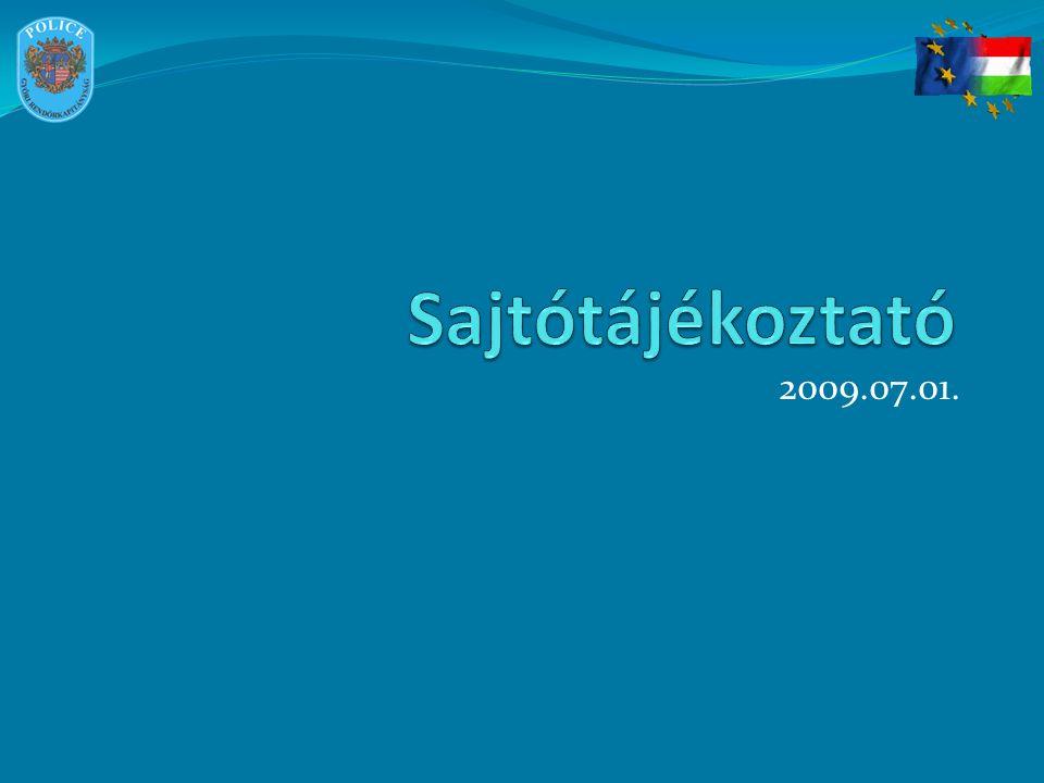 Bankkártya- visszaélés 2009.06.